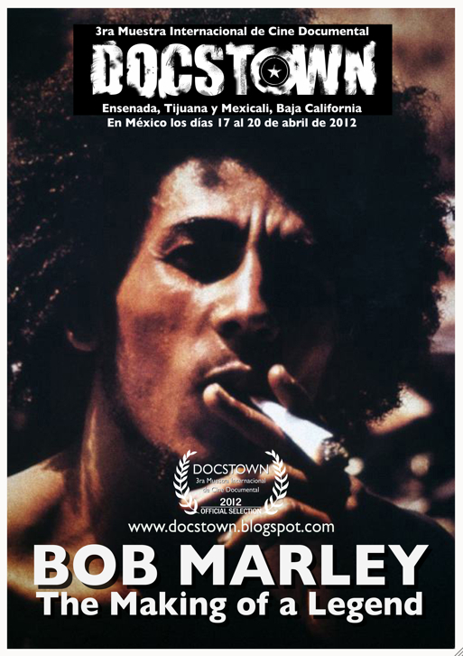 Bob Marley: The Making of a Legend. Official Poster