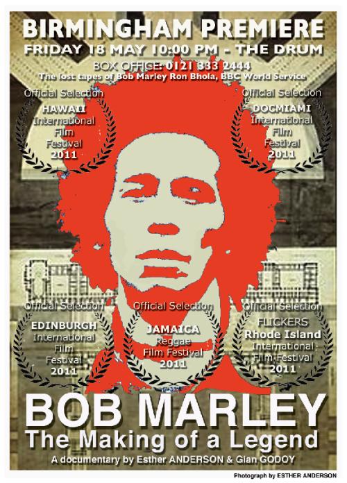 Bob Marley film - Bob Marley documentary