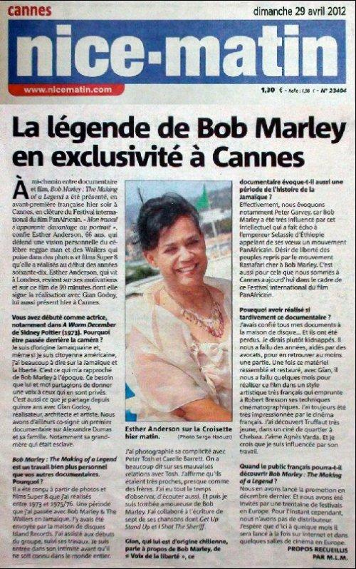 Bob Marley film